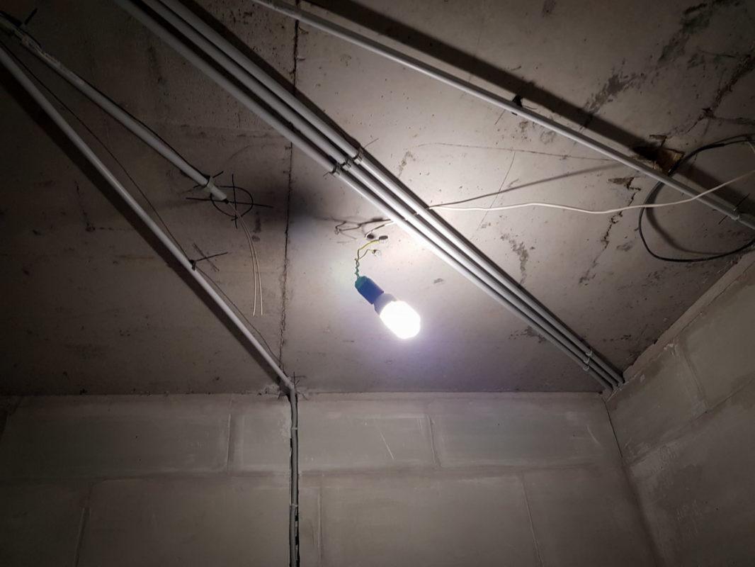 Электрика под ключ в 2-комнатной квартире