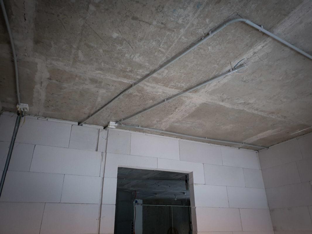 Электромонтаж в 2-комнатной квартире