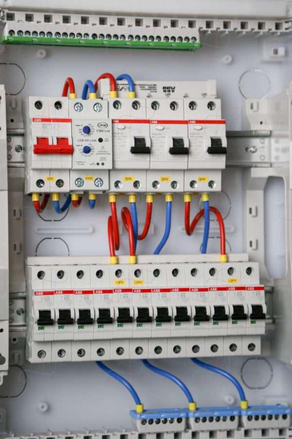 Готовый электрощит Junior на 11 линий нагрузки