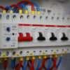 Электрощит на 12 линий нагрузки. Ввод 7кВт (32А)